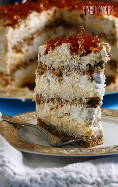 Egypt cake... YUMM .... & this blog has some really amazing & unique dinner recipes too!!!