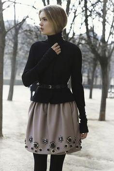 #dior #monochrome #silhouette