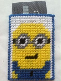 Minion Gift Card Holder Minion gifts by TinetinesCreations on Etsy