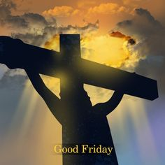 Holy Friday, Holy Saturday, Easter Backgrounds, Crucifixion Of Jesus, Religious Cross, Holy Week, Jesus On The Cross, Beautiful Dream, Sunsets