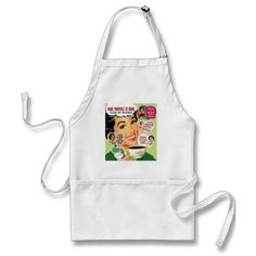 All Aprons 50% Off Only on 25/11/14  Retro Housewives apron