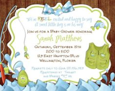 Welcome to 3PeasPrints! This rustic white wood fishing baby shower invitation card design is customized with your information and e-mailed to you as a jpeg so that you can have it printed any way youd like! -How it Works- 1. CHOOSE and PURCHASE your favorite design. Visit my shop to see all my designs http://3PeasPrints.etsy.com (contact me first if you would like a custom design) 2. CUSTOMIZE IT Email your size choice 4x6 or 5x7, & ALL wording/details to kaycebr...