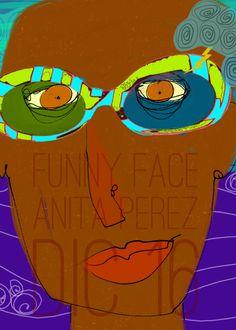 Digital Collage, Digital Art, Funny Faces, Ants, Pop Art, Ant, Art Pop