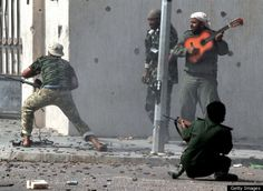who don't like a little acoustic ballad during a fire fight?