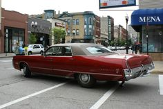 112 - 1972 Imperial LeBaron CC