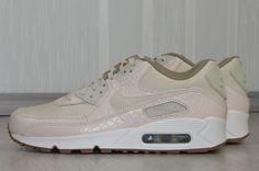 pretty nice da8da 2c812 Nike Air Max 90 Premium Beige Gr. 38, 40 Frauenschuhe Sneaker  airmax90  Turnschuhe