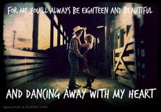 Dancing Away With My Heart. Lady Antebellum.