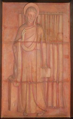 Maria, annunciazione, palazzo vescovile, Rovigo