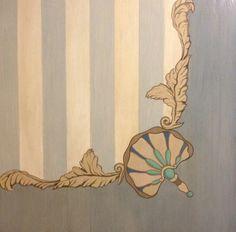 parquet  dipinti.  campionatura
