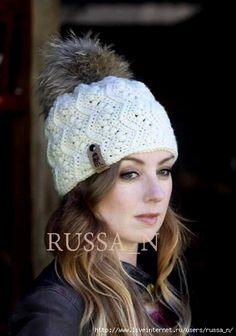 pălărie croșetat (model). Discuție despre LiveInternet - Serviciul Rusă Online Zilnice