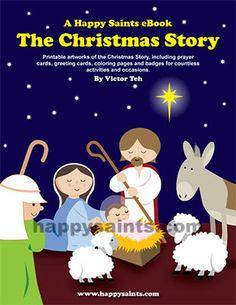 Happy Saints: Happy Saints Christmas Story eBook