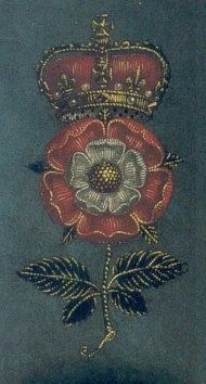 The Tudor Rose-gorgeous painting for the house