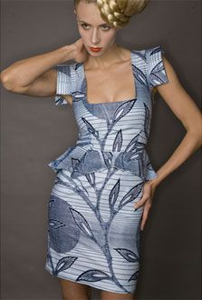 African Fashion Design — Sika Designs - The Coco collection All garments...
