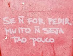 Vila Madalena, São Paulo, SP. Foto enviada por Isabella Crispi #olheosmuros #vilamadalena #artederua #arteurbana #sp #streetart #poesiaderua http://ift.tt/1maun5G