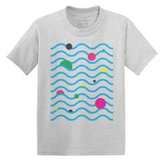 Stu Ross 'balls at sea' tee for Sans Form