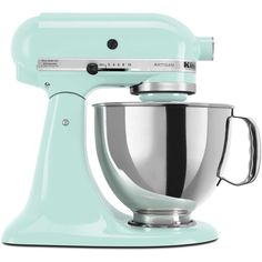 KitchenAid Artisan Series 5 Qt. Stand Mixer with Pouring Shield... found on Polyvore featuring home, kitchen & dining and kitchenaid