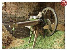 Patheyan wali machine