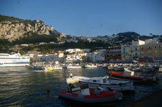 #Memories of #Capri...  #Italy #seacoast #Mediterranean