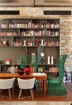 Hotel Lounge - Casa Cor 2012  by Gisele Taranto Arquitetura  #interior #design #lounge #hotel