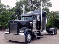 Black Kenworth
