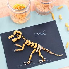 Dino Crafts - The 16 most fun crafts for real dinosaur fans - Dino Craft – The 16 most fun crafts for real dinosaur fans. Diy Crafts For Kids, Projects For Kids, Preschool Activities, Fun Crafts, Ocean Crafts, Quick Crafts, Earth Science Activities, Spanish Activities, Vocabulary Activities