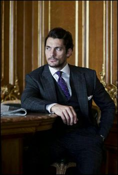 Simplemente morí. Love this picture of David Gandy.