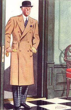 195 anos de Brooks Brothers - Polo Coat