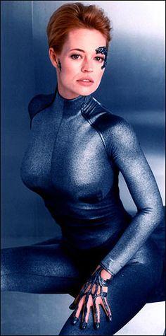 #Cosplay Star Trek: 7of9 - #Voyager #JeriRyan