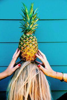 fruit, filles, parfaitement, Tumblr