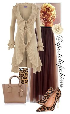 """Apostolic Fashions #1239"" by apostolicfashions on Polyvore featuring Marni, Dorothy Perkins, Kurt Geiger, Uncommon, H&M and Michael Kors"