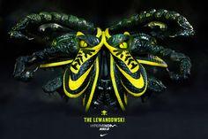 Nike Hypervenom - Robert Lewandowski edition