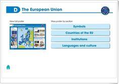 """Unidad 8 de Social Science de 6º de Primaria: """"Spain and the European Union"""""""