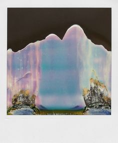 Ruined Polaroids by William Miller. As the title of this series says, these are some polaroid photographs which have been ruined, but I'm not sure about how they were impaired. They seem to be affected by some chemical reaction, as you can see in the following pictures they look very organic.-----http://www.triangulationblog.com/2012/04/ruined-polaroids-by-william-miller.html