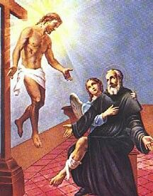Saint Peregrine was healed of a cancerous ulcer on his leg which was considered beyond saving. The fame of this event in 1325 spread rapidly round the western Church. Christians, and especially the sick, began to invoke his name and seek his intercession for the relief of their suffering and even for a cure from sickness. The canonization of St. Peregrine in 1726 increased people's devotion to him which spread to the universal Church. Even with great developments in medicine, there are still…