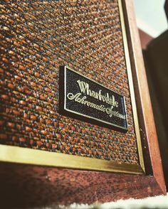 As vintage as it gets for me. These Wharfedale W35s were really good to me. Time for a new home however. #vintagetunes #vintage #vinlyjunkie #vintagehifi #weekend #receiver #turntable #insta #instacool #instagood #Instavinyl #lp #kenwood #hifi #hifistereo #stereo #seattle #audio #awesome #amplifier #audioporn #audiokarma #Classic #classicaudio #nowspinning #music #midcentury #wharfedale by vintage_tunes