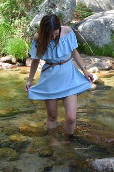 sarixrocks off shoulder dress #kissmylook