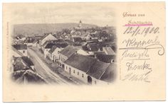 AK Schöllschitz - Želešice bei Brünn - Brno - in Mähren 1900 | eBay