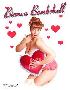 Bianca Bombshell