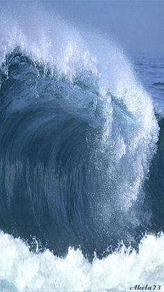 oceano animação onda gif
