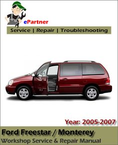 Ford f150 2009 2010 ebook manual pdf car service ford f150 2009 download ford freestar service repair manual 2005 2007 fandeluxe Image collections