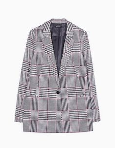 At Stradivarius you'll find 1 Structured blazer with edging on pockets for woman for just 12.99 United Kingdom . Visit now to discover this and more ALL.