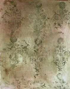 Distressed Walls, Statement Wall, Faux Painting, Paint Techniques, Paint Effects, Home Decor Paintings, Wall Murals, Vintage World Maps, Texture