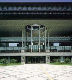 日建設計 『かごしま県民交流センター』  http://www.kenchikukenken.co.jp/works/1228371773/7056/  #architecture