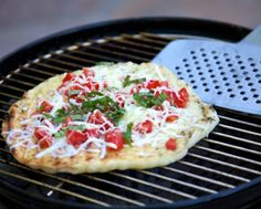 Summer is here and it's time to fire up the grill! Bring some fun to your family night by changing up the usual hot dogs and hamburgers for fresh, handmade pizza!