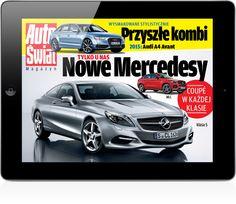 AUTO ŚWIAT MAGAZYN - najciekawsze materiały pochodzące z czterech ostatnich wydań tygodnika AUTO ŚWIAT. Klient: Ringer Axel Springer Polska, Wersja: iOS