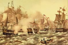 This Day in History: Sep 10, 1813: The Battle of Lake Erie
