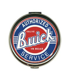 Buick Service Round Compact