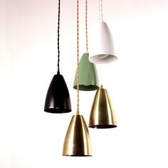 Shaded pendant lamp - onefortythree http://shop.onefortythree.com/collections/frontpage/products/shaded-pendant-lamp %75.00