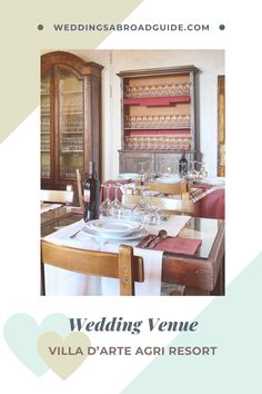 💕Villa d'Arte is a unique Tucan Villa that offers exclusive wedding and events. It is conveniently located 15 km from Florence. Find out more about them! Wedding Villas In Italy, Italy Wedding, Wedding Vendors, Weddings, Getting Married In Italy, Planning Board, Romantic Escapes, Wedding Abroad, Beautiful Sites