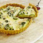 Een heerlijk recept: Glutenvrije broccolitaart